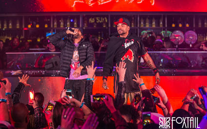 Method Man & Redman at Foxtail Nightclub