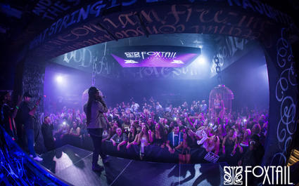 Ty Dolla $ign at Foxtail Nightclub