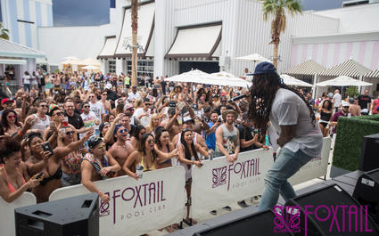 Foxtail Pool Live with Borgore & Ty Do...