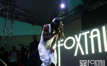 Lil Wayne, Ty Dolla $ign & Yo Gotti at...