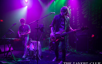 Bryce Soderberg at The Sayers Club Las...